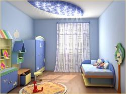<p><em><strong>Ремонт маленькой детской.&nbsp; Интерьер комнаты для подростка мальчика.</strong></em></p>