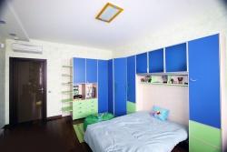 Детская комната для мальчика. Ремонт и отделка.