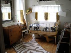 Дизайн детской комнаты для новорожденного. Ремонт и отделка.