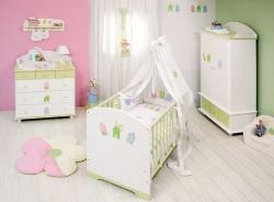 Ремонт и отделка. Как обустроить комнату для новорожденного?