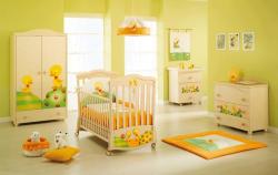 <p><em><strong>Комната для новорожденного ребенка.&nbsp; Ремонт и отделка.</strong></em></p>