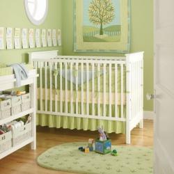 <p><em><strong>Детская комната для новорожденного малыша.</strong></em></p>
