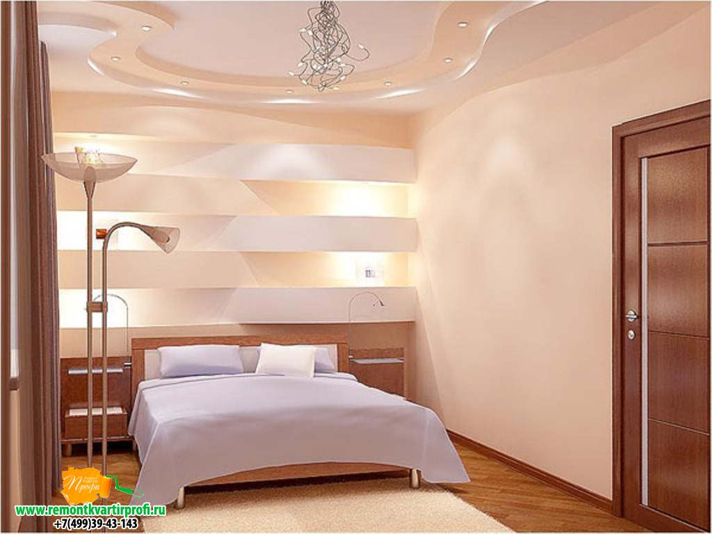 Ремонт квартир фото спальни дизайн