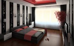 Ремонт спальни:  Дизайн маленькой спальни.