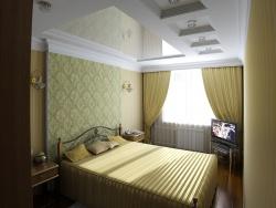 Ремонт спальни: дизайн маленьких спальней.