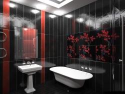 <p><em><strong>Ремонт ванной: большая ванная комната.</strong></em></p>