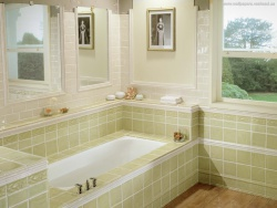 Ремонт и отделка ванной: ванные комнаты плитка дизайн.