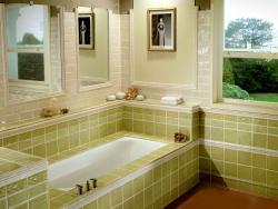 <p>Ремонт ванной:&nbsp; Дизайн плитки в ванной. С алатовый цвет.</p>