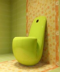 <p><em><strong>Ремонт и отделка туалета: дизайн туалета салатовый цвет.</strong></em></p>