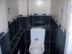 <p><em><strong>Ремонт и отделка туалета: wc дизайн санузла туалета&nbsp; - черный.</strong></em></p>