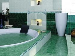 <p><em><strong>Дизайн кафеля в ванной - коллекция дворцовая. Ремонт и отделка.</strong></em></p>