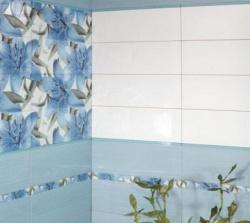 <p><em><strong>Керамическая плитка для ванной.&nbsp; Ремонт и отделка.</strong></em></p>
