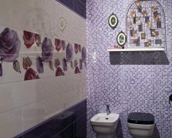 <p><em><strong>Отделка ванной плиткой.&nbsp; Ремонт и отделка.</strong></em></p>