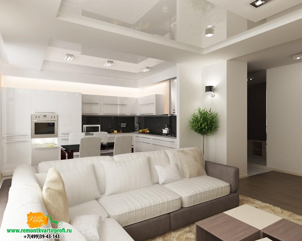 РЕМОНТ КВАРТИР в Москве — цены на ремонт квартиры