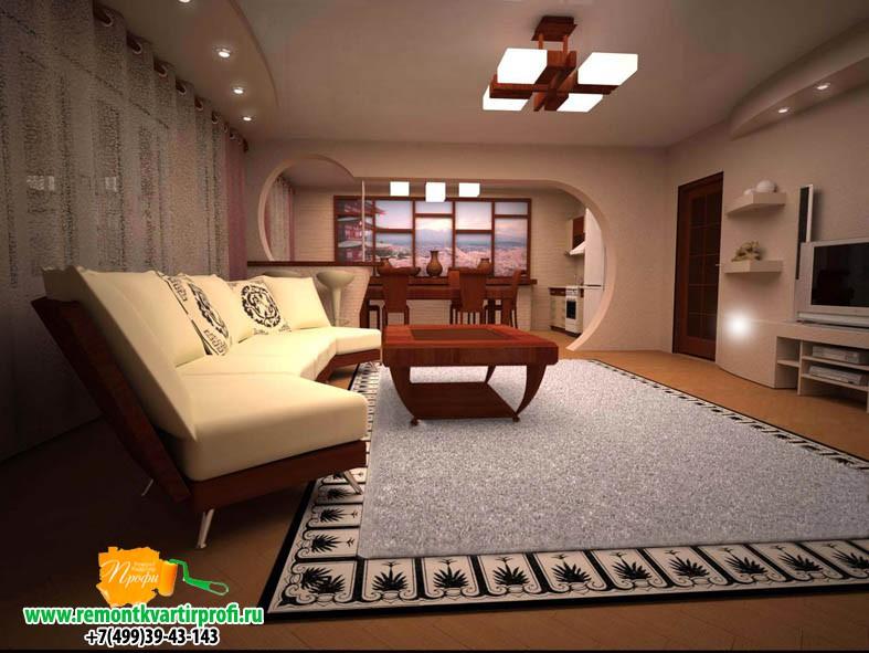 Дизайн кухни совмещенной с залом (54 фото): инструкция по оф.
