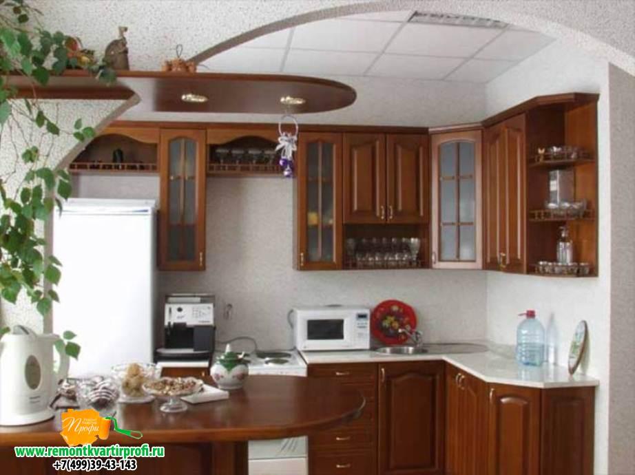 Ремонт кухни своими руками в доме фото и