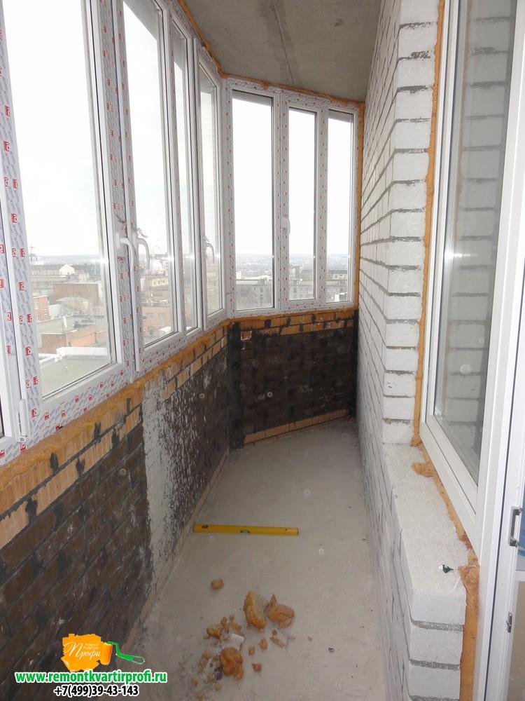 Ремонт: ремонт лоджии / профи - ремонт квартир и офисов в мо.