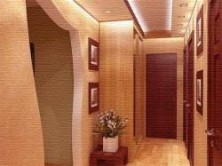 <p>Ремонт квартир: прихожие в больших домах</p>
