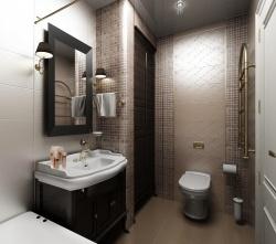 <p>Маленькая совмещенная ванна с туалетом дизайн фото</p>