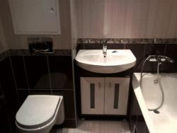 Маленькая ванна совмещенная с туалетом фото
