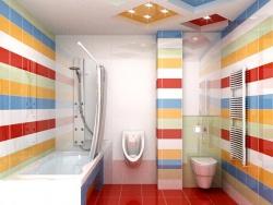 <p>Планировка ванной совмещенной с туалетом</p>
