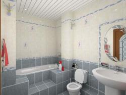 Ремонт ванной совмещенной с туалетом