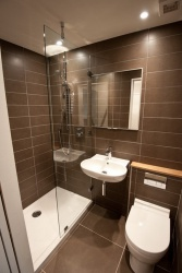 <p>Совмещенные ванна и туалет дизайн</p>