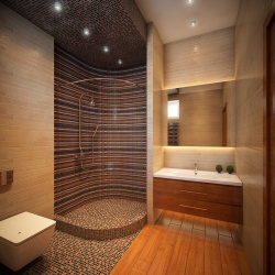 <p>Совмещенный туалет с ванной в хрущевке</p>