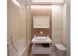 Ванна совмещенная с туалетом 4 кв м