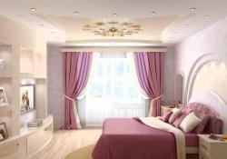 <p>Идеи обоев для спальни</p>