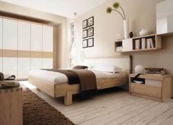 Идея декора спальни