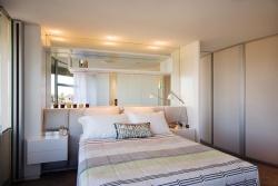 <p>Интерьер и отделка спальни</p>