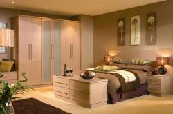<p>Отделка спальни в доме фото</p>