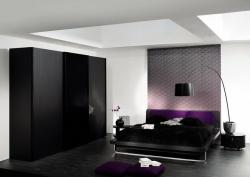 <p>Варианты отделки спальни</p>