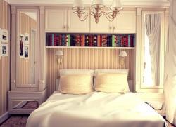 Идеи интерьера спальни фото