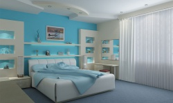 <p>Интерьер спальни фото</p>