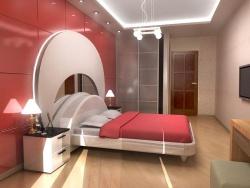 <p>Материалы для отделки спальни</p>