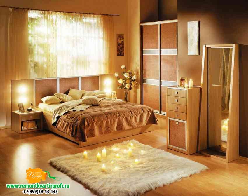 Как сделать маленькую спальню уютной своими руками 14