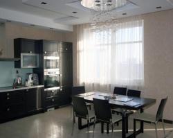 <p><em><strong>Ремонт и отделка кухни: дизайн кухни. Ремонт класса люкс.</strong></em></p>