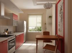 <p><em><strong>Ремонт и отделка кухни: дизайн узкой кухни.&nbsp;</strong></em></p>