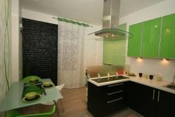 Ремонт и отделка кухни: современная кухня.