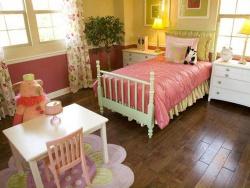 <p><em><strong>Детская комната для девочки.</strong></em></p>