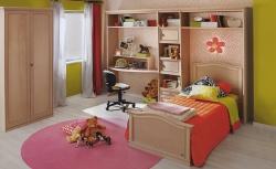 <p><em><strong>Интерьер детской комнаты для дечочки.</strong></em></p>