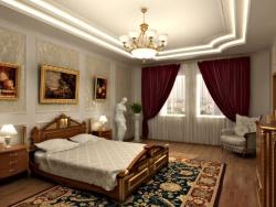 <p>Дизайн Спальни&nbsp; - Евроремонт квартиры у метро Марьино</p>